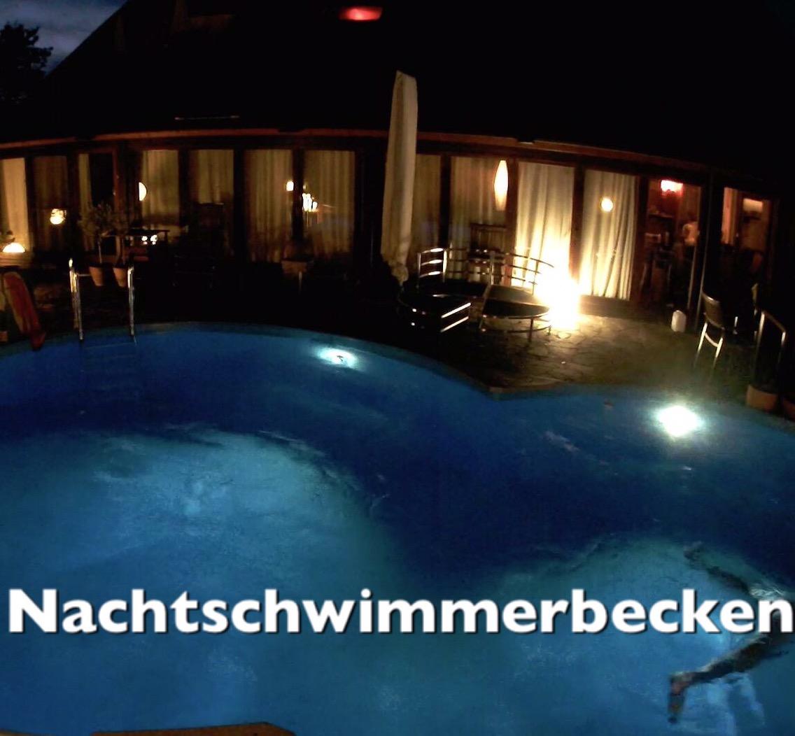 Nachtschwimmerbecken