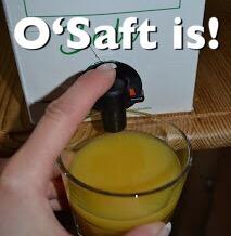 O-Saft is!
